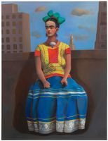Frida at New York | CHEN Ke