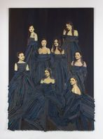 Les Débutantes (Dark Blue) | Claire TABOURET