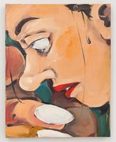 Mujer de perfil | Cristina BANBAN