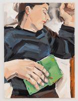 Cristina de Miguel durmiendo | Cristina BANBAN