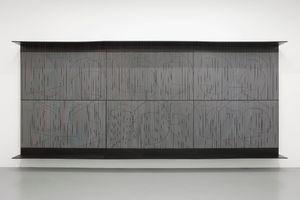 Grande écriture noire | Jesús Rafael SOTO
