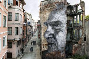 The Wrinkles of the City, Istanbul, Kadir An, Turkey | JR