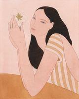 white flower | Kelly BEEMAN