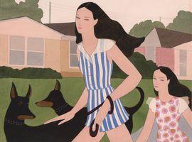 walking the dogs | Kelly BEEMAN