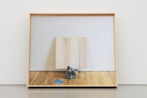 Untitled (Double Entendre) | 萊斯利·休伊特