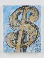 Dollar Sign II (inspired by Andy Warhol)_8 | MADSAKI