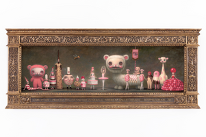 Princess Praline and Her Entourage | Mark RYDEN