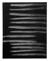 Peinture, 202 x 159 cm, 19 octobre 2013 | Pierre SOULAGES
