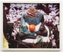 Exquisite pain, 26 days to unhappiness (buddha with no head) | Sophie CALLE