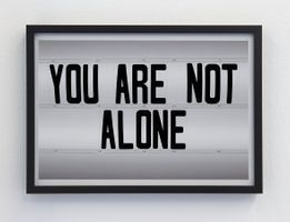 You Are Not Alone | Terry RICHARDSON