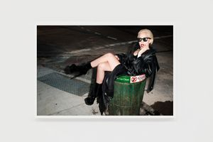 Gaga in the Garbage | Terry RICHARDSON