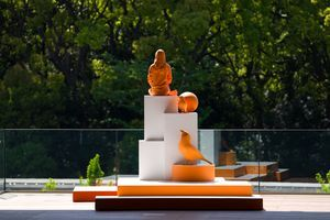 La Statue de Harajuku | Xavier VEILHAN
