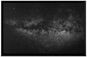 Dust (Singapore Galaxy) / 塵埃(新加坡的星空) | NI Youyu