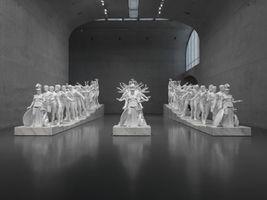 European Thousand-Arms Classical Sculpture | 徐震®