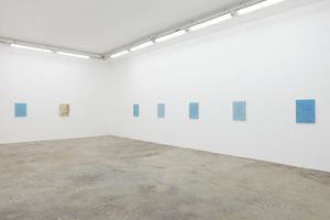 View of the exhibition  at Perrotin  (France), 2016 | John HENDERSON