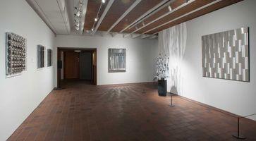 "View of the group exhibition ""Eye Attack: Op Art 1950 - 1970"" at Louisiana Museum of Modern Art  Humlebaek (Denmark), 2016 | Heinz MACK"