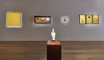 View of the exhibition  at Perrotin  Seoul (South Korea), 2016 | Laurent GRASSO