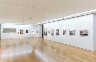 "View of the exhibition ""Gelatin Gelitin Gelintin"" | GELITIN"