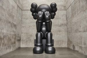 "Vue de l'exposition ""WHERE THE END STARTS"" curated by Andrea Karnes  à Modern Art Museum of Fort Worth  Fort Worth (USA), 2016 