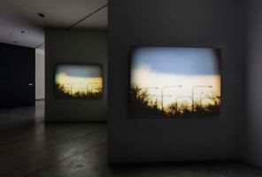 """View of the exhibition """"Collective Stance"""" at The Power Plant  Toronto (Canada), 2016 