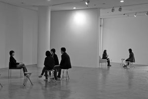 "展覽現場圖 ""Ordinary Strangers"" 於 ARTSONJE CENTER, SEOUL , 2011 