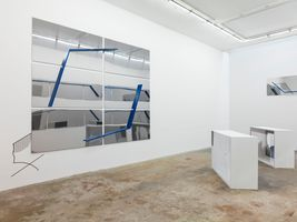 """View of the exhibition """"Exploits"""" at UNTITLED  NEW YORK (USA), 2014 