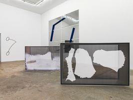 "Vue de l'exposition ""Exploits"" à UNTITLED  NEW YORK (USA), 2014 | Artie VIERKANT"