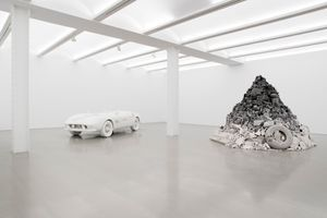 "Vue de l'exposition ""3018"" à NEW YORK Gallery LLC New York (USA), 2018 