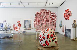 展覽現場圖  於 Institute of Contemporary Art  Boston (USA) | 貝瑞·麥吉