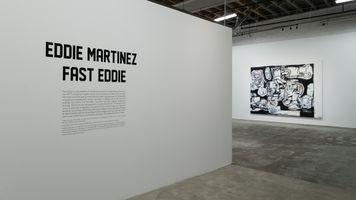 "展覽現場圖 ""Fast Eddie"" 於 Museum of Contemporary Art Detroit  Detroit (USA) | 艾迪·馬丁内斯"