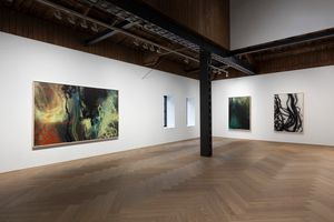 View of the exhibition  at SHANGHAI GALLERY  SHANGHAI (China), 2019 | Hans HARTUNG