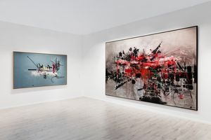 """View of the exhibition """"Frieze Masters"""" 