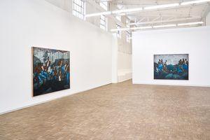 "View of the exhibition ""NaluLwandle, NaliKhayan"" | Cinga SAMSON"