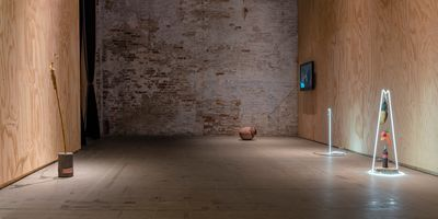 "View of the exhibition ""La Biennale di Venezia 2019"" at La Biennale di Venezia VENEZIA (Italy) 