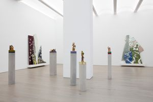 "View of the exhibition ""The Unexpected Freedom of Chaos"" at NEW YORK Gallery LLC  New York (USA), 2020 