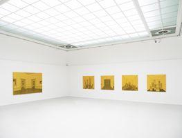 "Vue de l'exposition ""Concrete Waterfall"" à Kunstverein Konstanz (Germany) | NI Youyu"