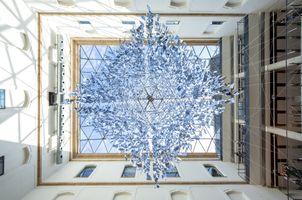 "View of the exhibition ""Kuboa"" at Tabakalera Donostia / San Sebastián (Spain), 2020 | Julio LE PARC"