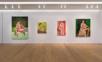 """""""Lockdown Self-portraits"""" à Perrotin Co., Ltd. Tokyo (Japon), 2020   Claire TABOURET"""