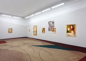 """View of the exhibition """"Inner Songes"""" at GALERIE PERROTIN Paris (France), 2021 