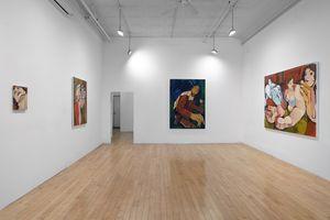 "View of the exhibition ""Del Llanto"" at 1969 Gallery New York (USA) | Cristina BANBAN"