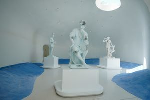 "展覽現場圖 ""Sands of Time"" 於 UCCA Dune Art Museum Hebei (China), 2021   丹尼爾·阿爾軒"