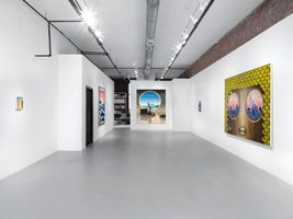 """View of the exhibition """"Kin"""" at Simone Subal Gallery New York (USA) 