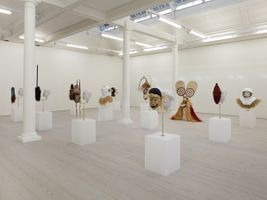 """View of the exhibition """"In Plain Sight"""" at Marian Goodman Gallery, London (United Kingdom) 