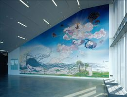 "View of the exhibition ""Lobby installation, Institute of Contemporary Art"" at Institute of Contemporary Art  (USA), 2006 