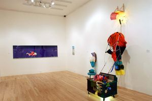 "View of the exhibition ""Like Color in Pictures"" at Aspen Art Museum  (USA), 2007 