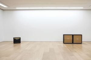 """View of the exhibition """"Logical Disjunction"""" at Perrotin, Hong Kong Hong Kong (China), 2013   Kaz OSHIRO"""