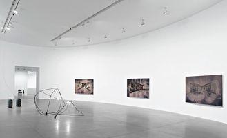 "View of the exhibition ""I cento titoli in 36 524 giorni "" at Gagosian Gallery Roma (Italy), 2013 | Tatiana TROUVÉ"