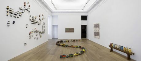 View of the exhibition  at Perrotin - 909 Madison Avenue, New York , 2014 | ERICSON & ZIEGLER