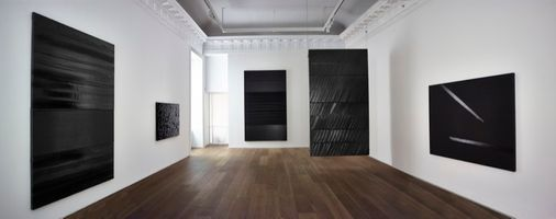 View of the exhibition  New York (USA), 2014 | Pierre SOULAGES