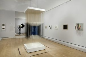 """View of the exhibition """"Radical Geometry: Modern Art of South America from the Patricia Phelps de Cisneros Collection"""" at Royal Academy of Arts  London (United Kingdom), 2014 